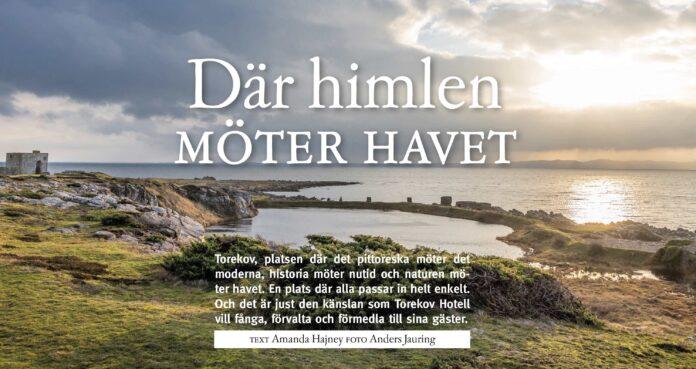 Torekov Hotell Bjärehalvön Skåne