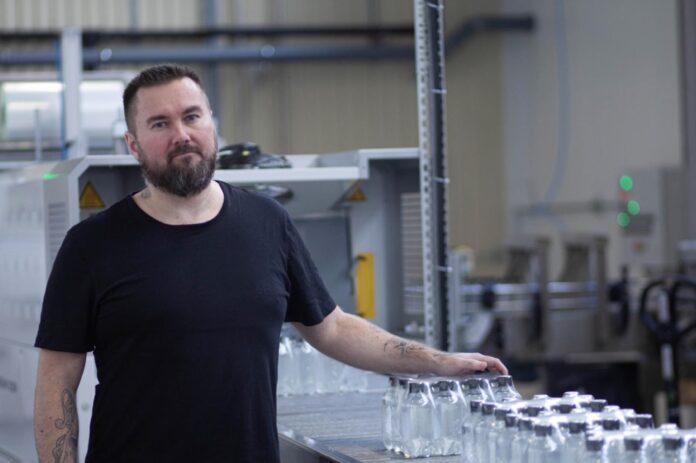 Spring Water vattenfabrik Oskarström