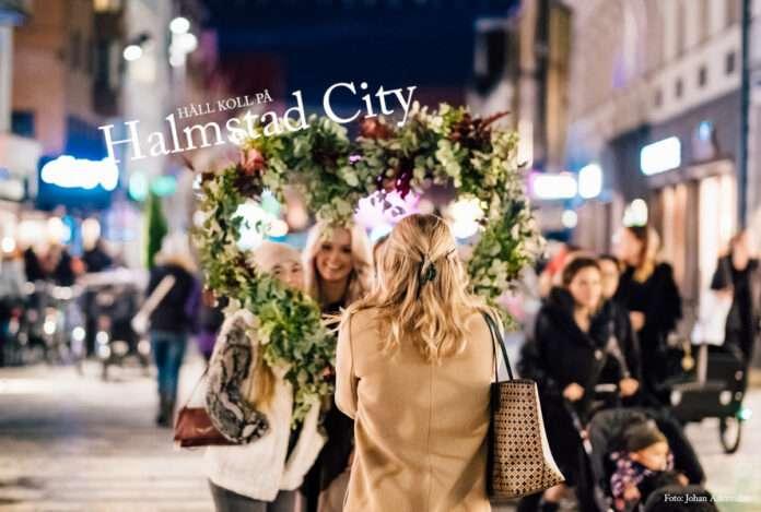 Händelser Halmstad City under hösten och vintern 2020.