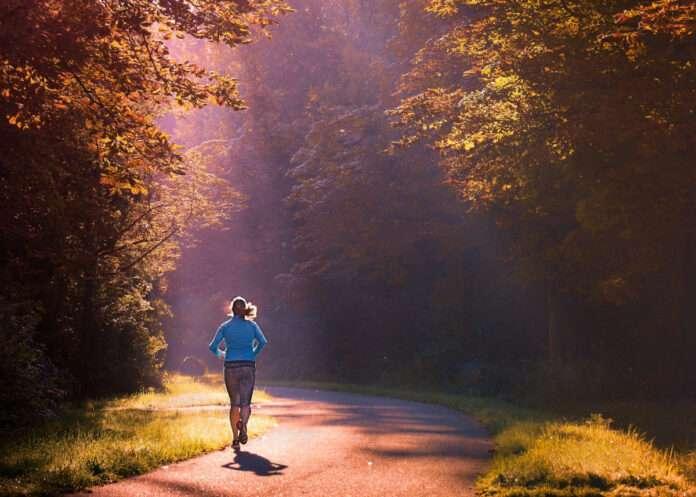 Träning är nyttigt för hjärnan och hälsan