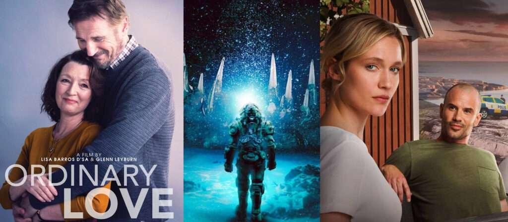 Nya filmer & serier julen 2020