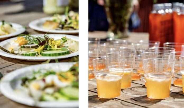 Falkenberg är Sveriges mest spännande matdestination